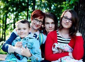 Семейные, детские фото-сессии