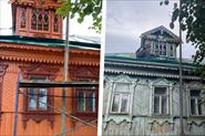 Реставрация 100-летнего дома