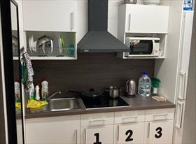 Сборка кухни и монтаж вытяжки