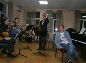 Проведение концертов учеников