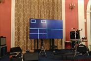 Инсталляции видеостен и мультимедийных систем.