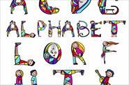 Разработка алфавита