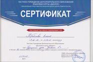 Турецкий язык, мои дипломы и сертификаты