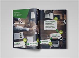 Дизайн многостраничной печатной продукции