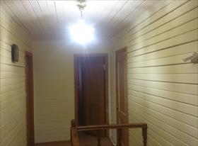 Покраска вагонки стен и потолка в три слоя