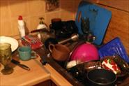 уборка квартир до и после