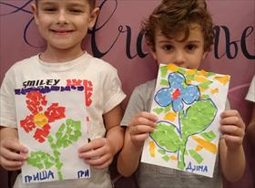 Творчество. Дети