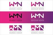 Брендинг Международного женского форума (International Woman's Forum)