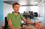 Видеосъемка интервью