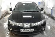 Honda ))