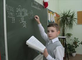 Школьная съёмка