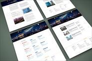 Информационный сайт для проекта
