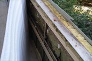 П-образный балкон ПВХ с сайдингом и обшивкой