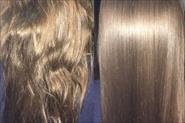 Ботокс волос. Кератиновое выпрямление волос