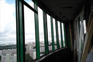 Эркерные балконы.