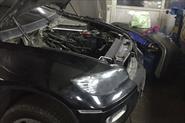 Замена двигателя и электропроводки БМВ Х6 2011 года выпуска. Ремонт электро оборудования Тесла.