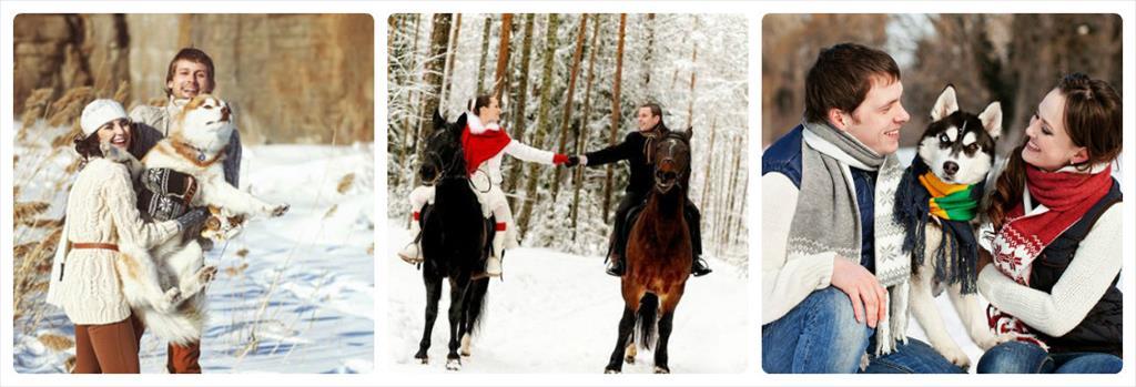фотосессия для влюбленных идеи зимой