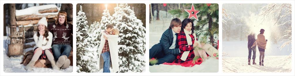 идеи для love story зимой
