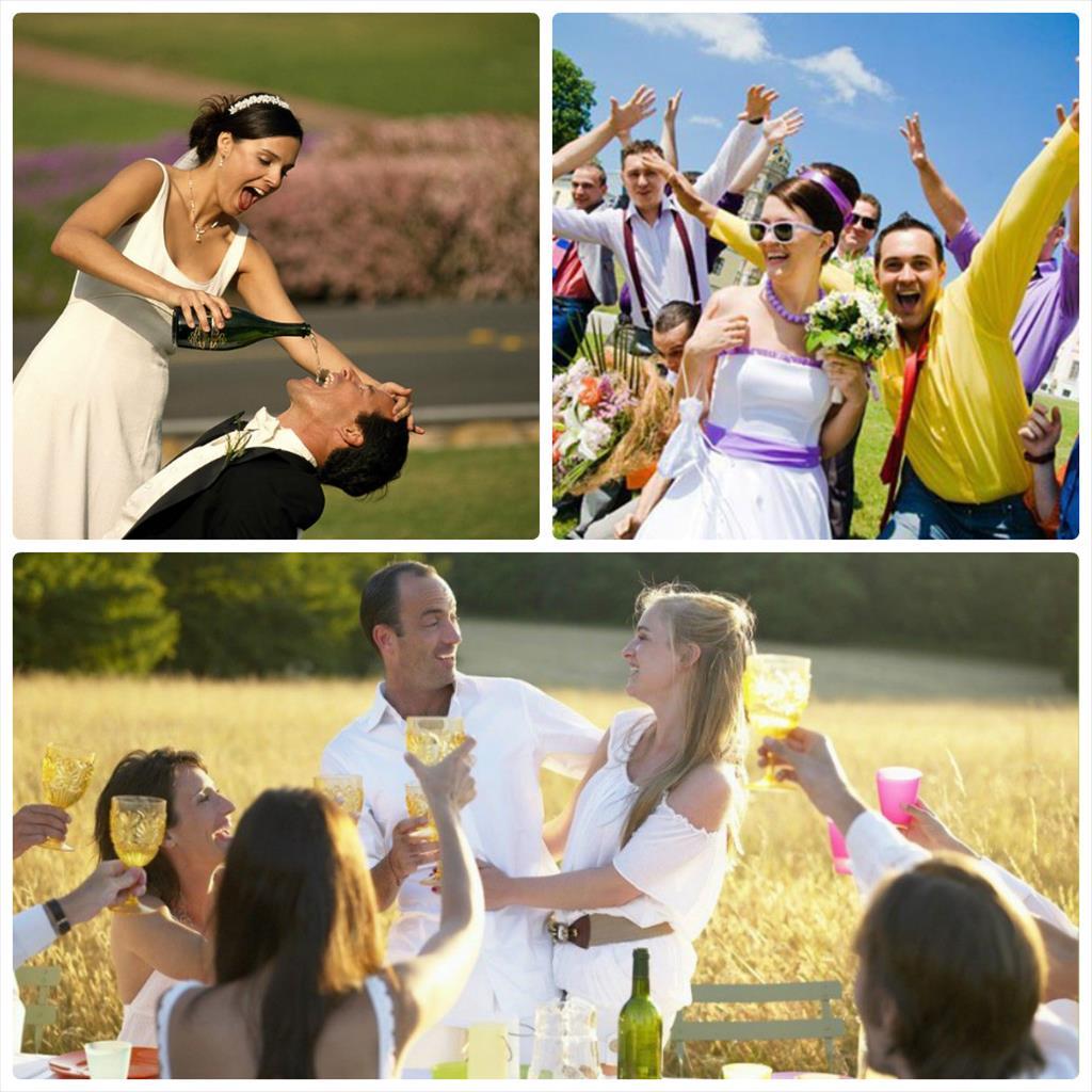 свадебные фотографии оригинальные
