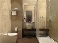 Выбор интерьера бежевой ванной комнаты