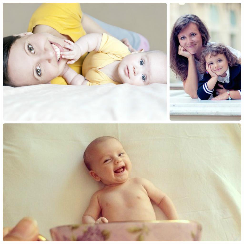 фотосессия мама с детьми