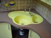 Установка мойки на кухне своими руками