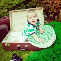 Фотосессии с ребенком 1 год