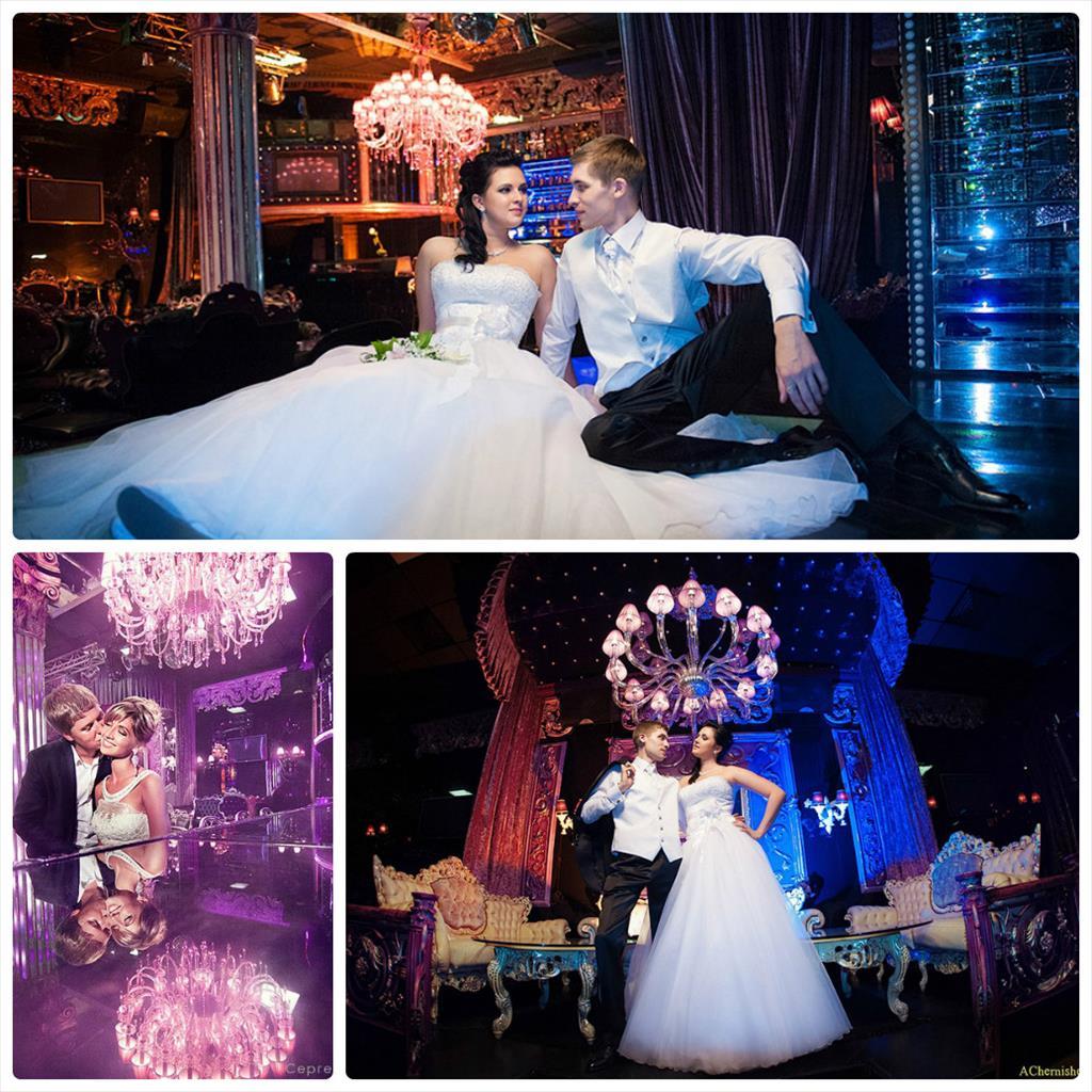 проведение свадебной фотосессии