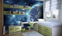 Выбор дизайна детской комнаты для мальчика-школьника