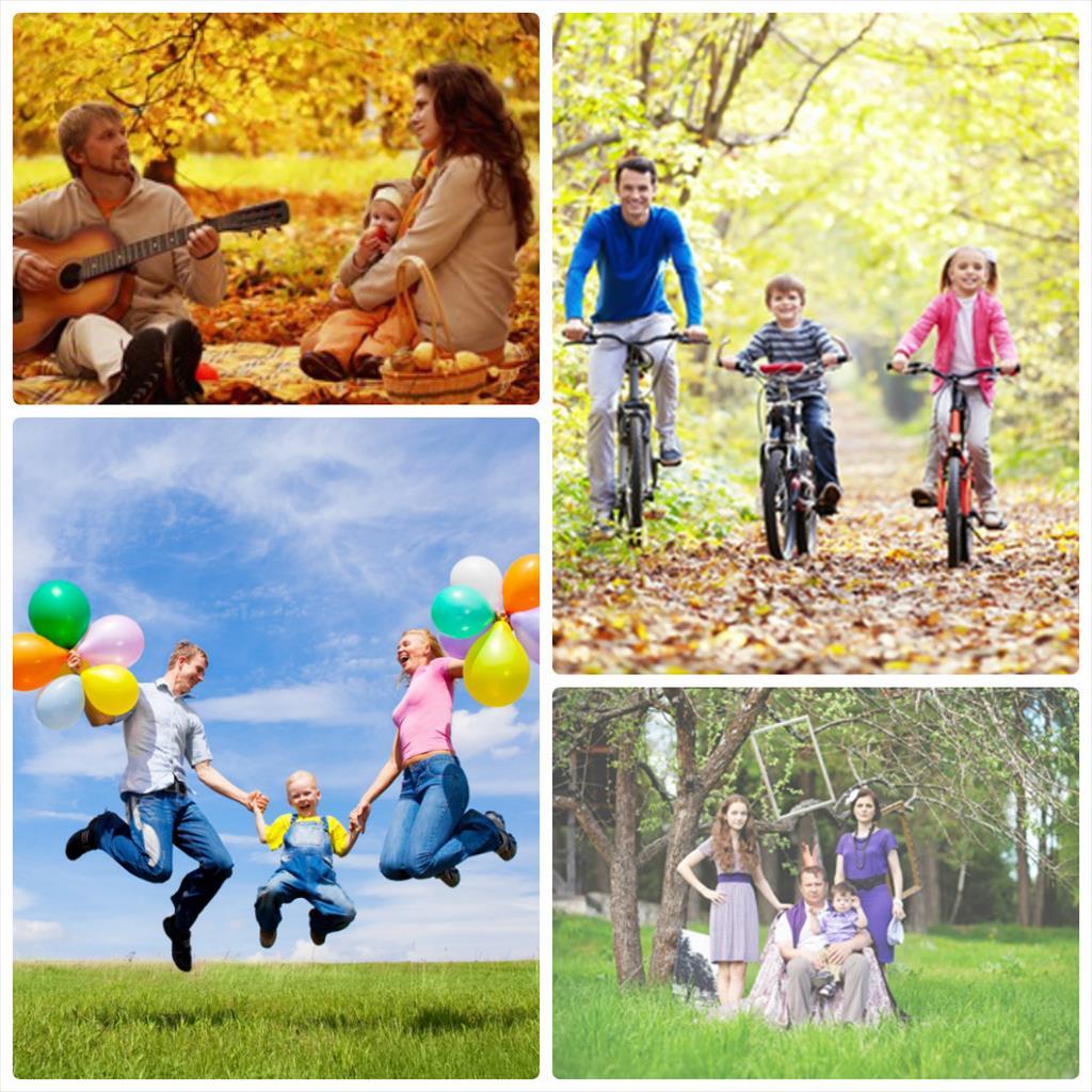 фотосессии с детьми на природе